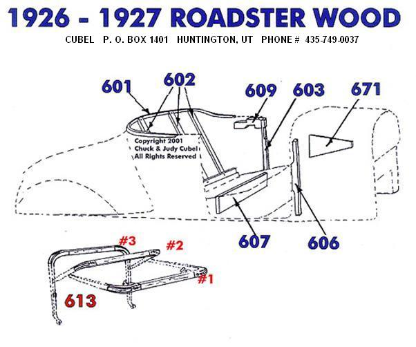 1913 - 1927 ford model t roadster wood t ford wiring diagram on 1937 ford  wiring